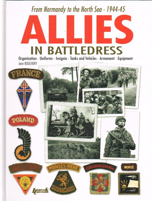 Image for ALLIES IN BATTLEDRESS: FROM NORMANDY TO THE NORTH SEA 1944-45