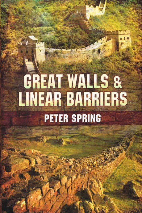 Image for GREAT WALLS AND LINEAR BARRIERS