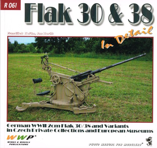 Image for FLAK 30 & 38 IN DETAIL