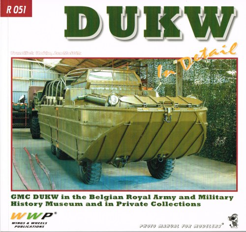 Image for DUKW IN DETAIL