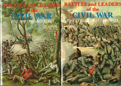 Image for BATTLES AND LEADERS OF THE CIVIL WAR (FOUR VOLUME SET)