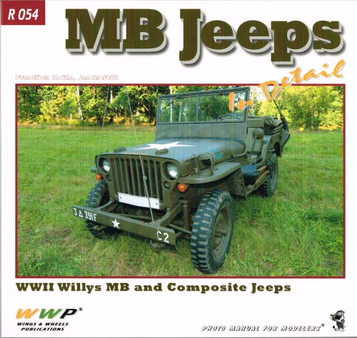 Image for MB JEEPS IN DETAIL