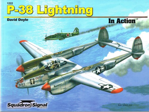 Image for P-38 LIGHTNING IN ACTION
