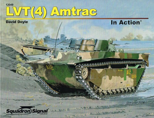 Image for LVT (4) AMTRAC IN ACTION