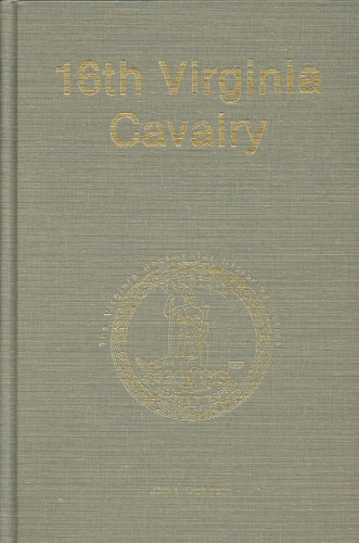 Image for 16TH VIRGINIA CAVALRY (SIGNED COPY)