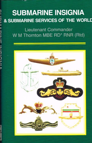 Image for SUBMARINE INSIGNIA & SUBMARINE SERVICES OF THE WORLD