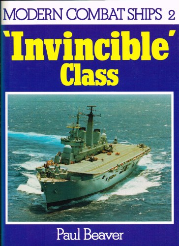 Image for MODERN COMBAT SHIPS 2: 'INVINCIBLE' CLASS