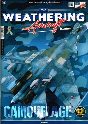 Image for THE WEATHERING AIRCRAFT ISSUE 6: CAMOUFLAGE
