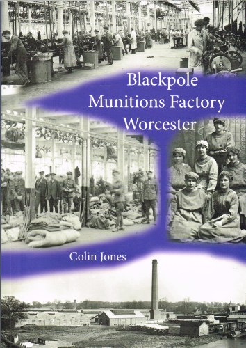 Image for BLACKPOLE MUNITIONS FACTORY WORCESTER