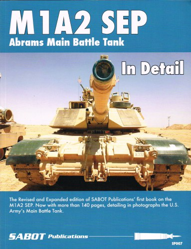 Image for M1A2 SEP ABRAMS MAIN BATTLE TANK IN DETAIL