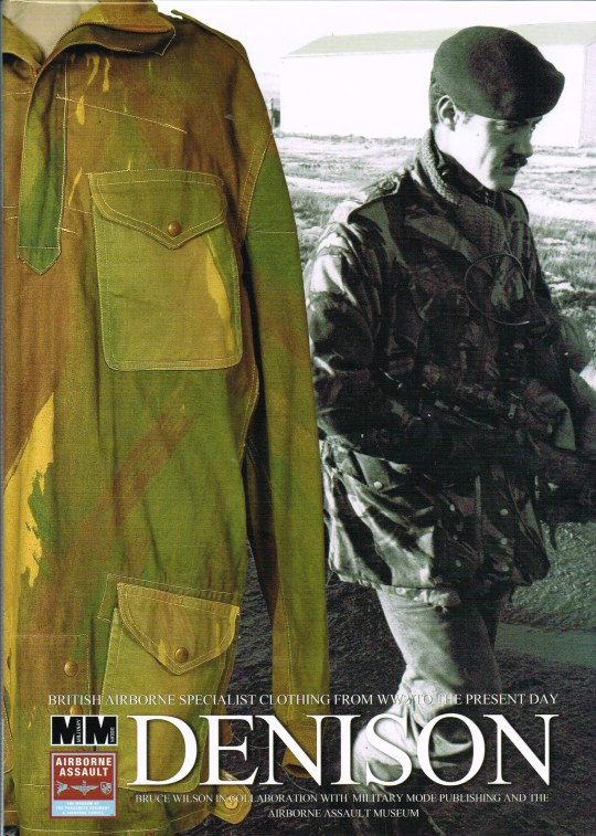 Image for DENISON : BRITISH AIRBORNE SPECIALIST CLOTHING FROM WW2 TO THE PRESENT DAY