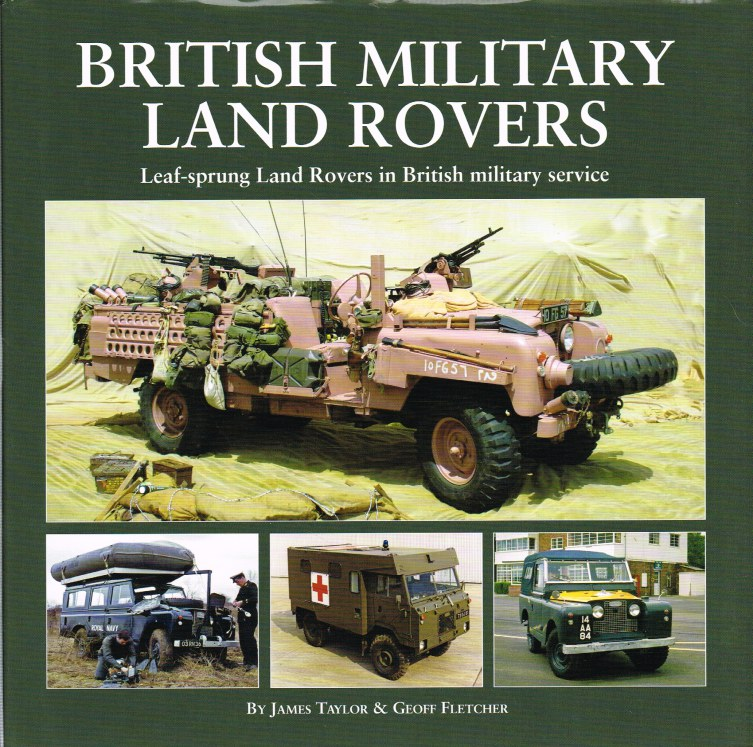 Image for BRITISH MILITARY LAND ROVERS