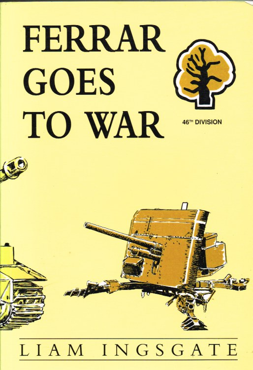 Image for FERRAR GOES TO WAR