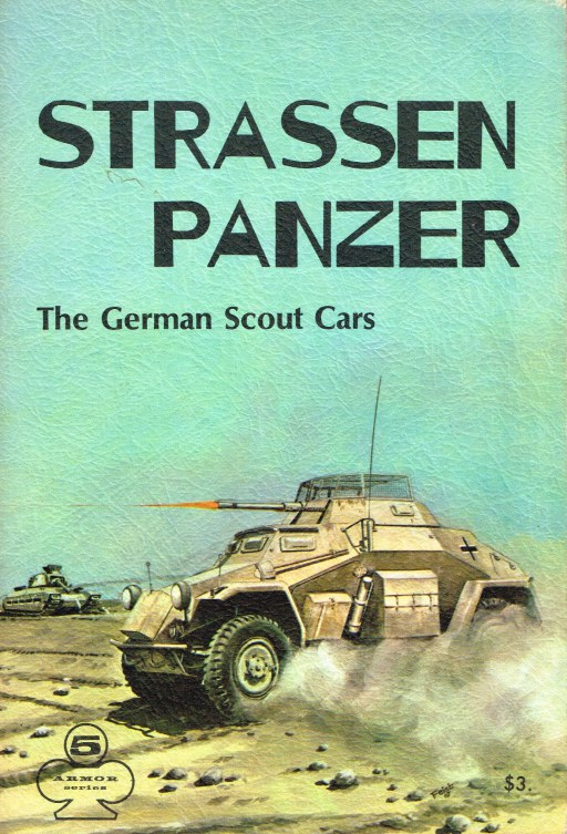 Image for STRASSENPANZER: THE GERMAN SCOUT CARS