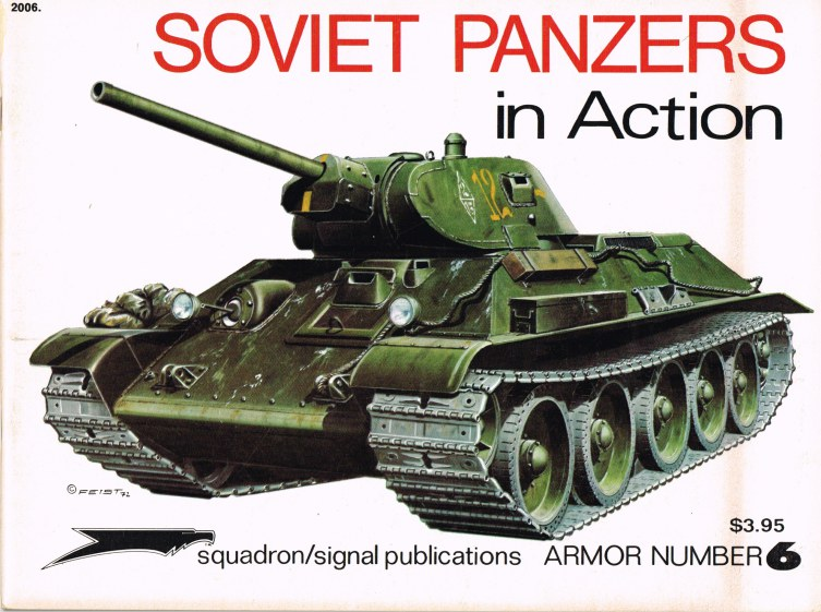 Image for SOVIET PANZERS IN ACTION