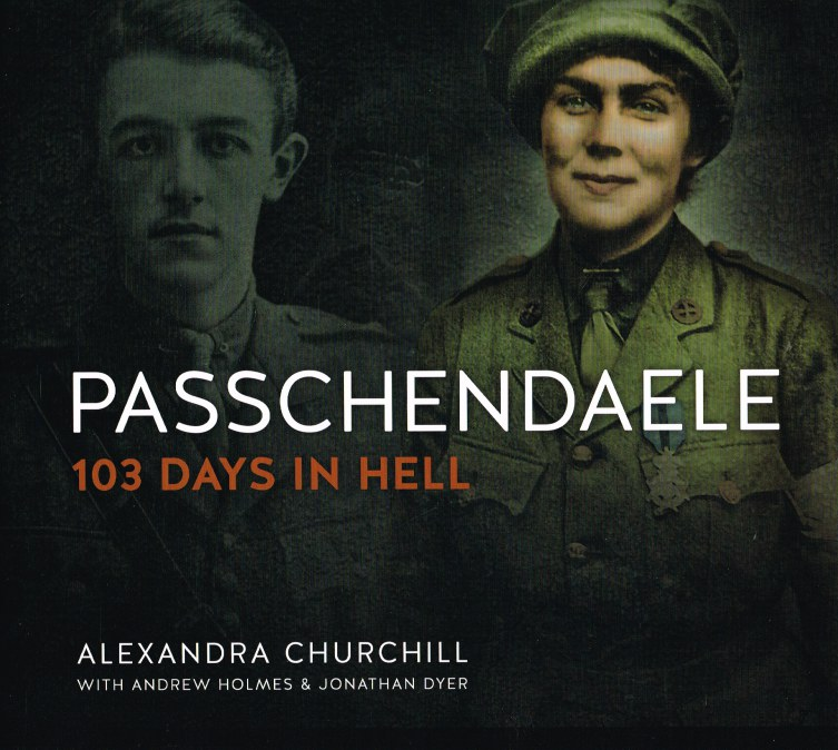 Image for PASSCHENDAELE : 103 DAYS IN HELL
