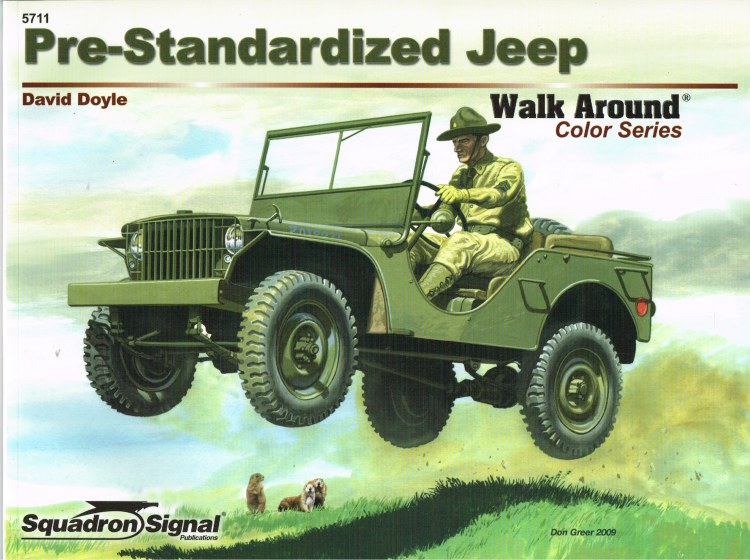 Image for PRE-STANDARDIZED JEEP WALK AROUND