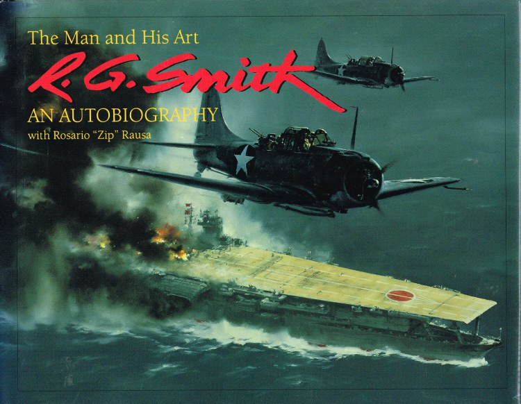 Image for R.G. SMITH - THE MAN AND HIS ART : AN AUTOBIOGRAPHY