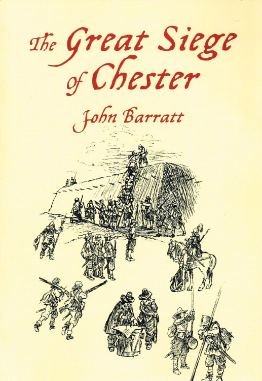 Image for THE GREAT SIEGE OF CHESTER