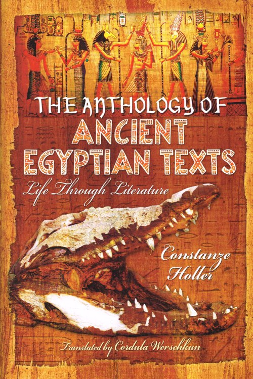 Image for AN ANTHOLOGY OF ANCIENT EGYPTIAN TEXTS : LIFE THROUGH LITERATURE