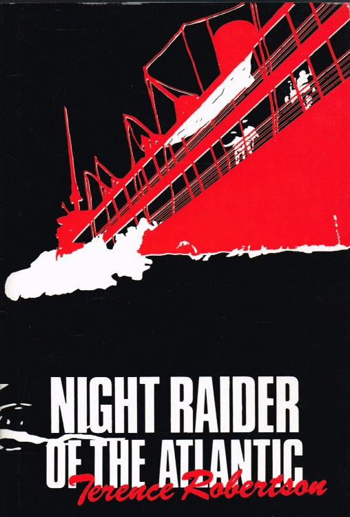 Image for NIGHT RAIDER OF THE ATLANTIC