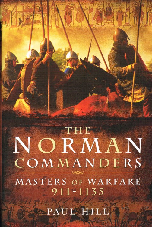 Image for THE NORMAN COMMANDERS : MASTERS OF WARFARE 911-1135
