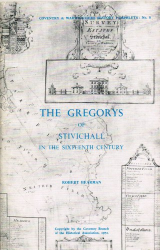 Image for THE GREGORYS OF STIVICHALL IN THE SIXTEENTH CENTURY