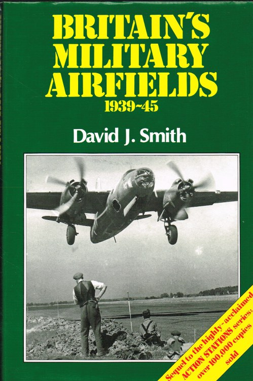 Image for BRITAIN'S MILITARY AIRFIELDS 1939-45