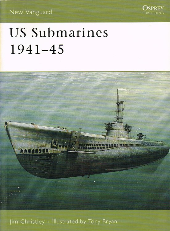 Image for US SUBMARINES 1941-45