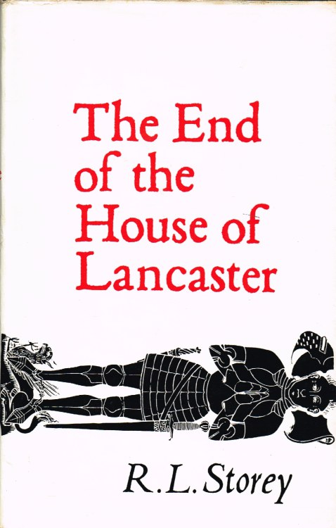 Image for THE END OF THE HOUSE OF LANCASTER