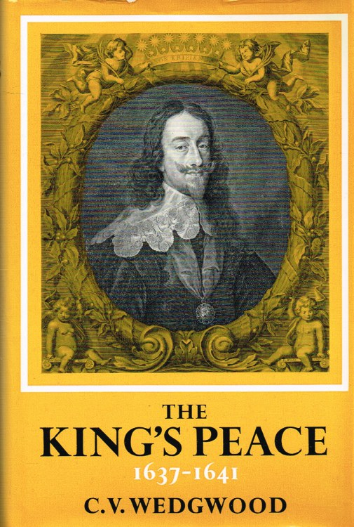Image for THE KING'S PEACE 1637-1641