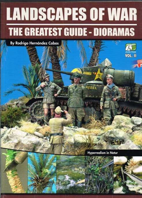 Image for LANDSCAPES OF WAR - THE GREATEST GUIDE - DIORAMAS: VOL.2