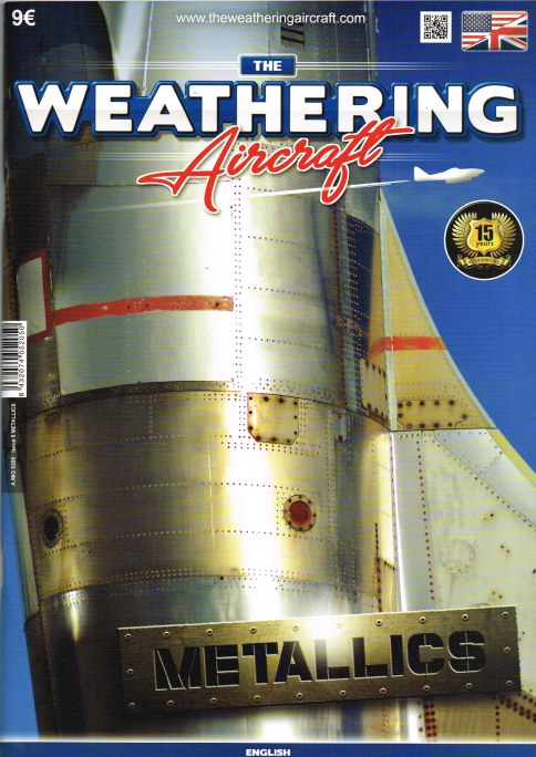 Image for THE WEATHERING AIRCRAFT ISSUE 5: METALLICS