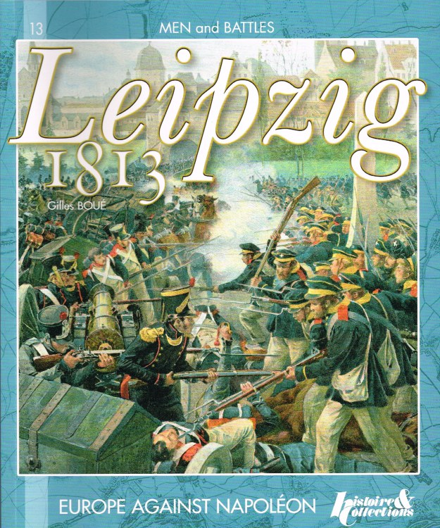 Image for LEIPZIG 1813