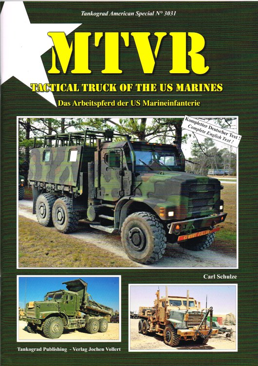 Image for MTVR TACTICAL TRUCK OF THE US MARINES