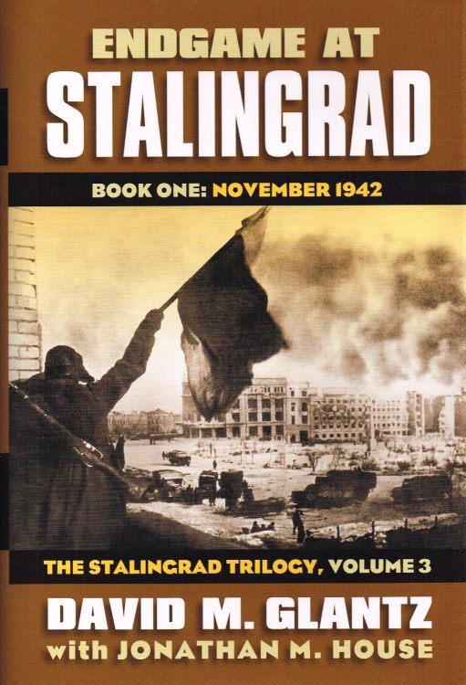 Image for ENDGAME AT STALINGRAD: BOOK ONE: NOVEMBER 1942