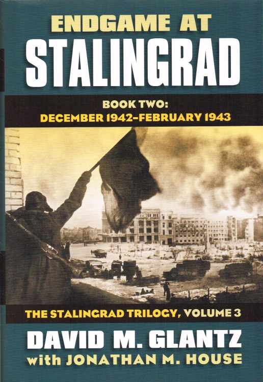 Image for ENDGAME AT STALINGRAD: BOOK TWO: DECEMBER 1942 - FEBRUARY 1943