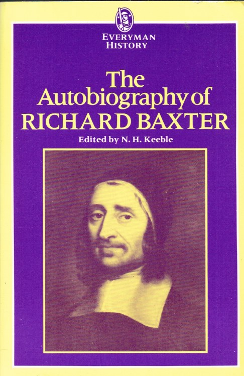 Image for THE AUTOBIOGRAPHY OF RICHARD BAXTER