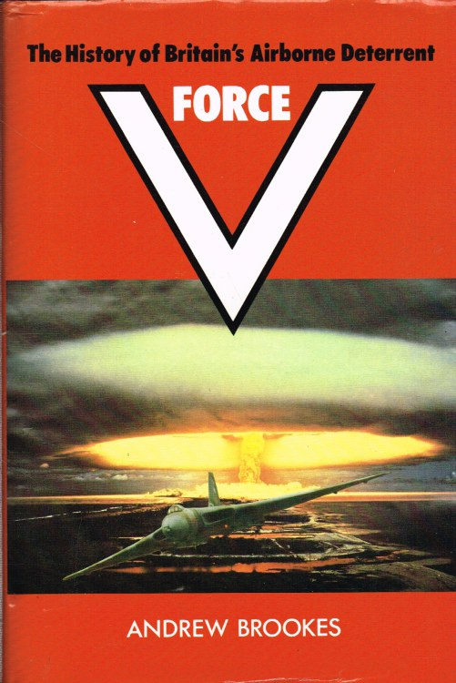 Image for FORCE V : THE HISTORY OF BRITAIN'S AIRBORNE DETERRENT