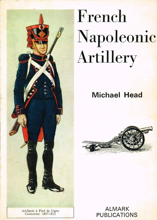 Image for FRENCH NAPOLEONIC ARTILLERY