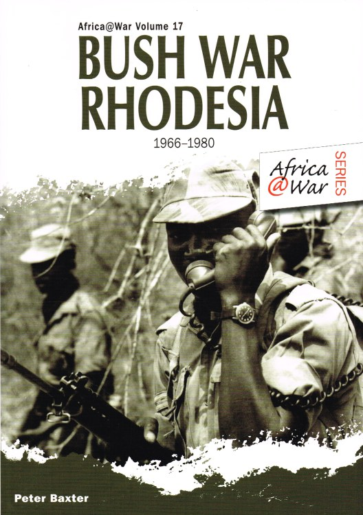 Image for BUSH WAR RHODESIA 1966-1980