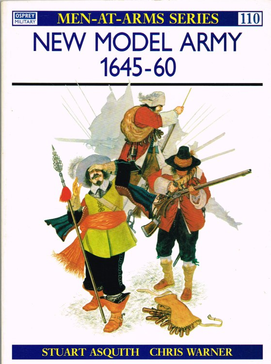 Image for NEW MODEL ARMY 1645-60