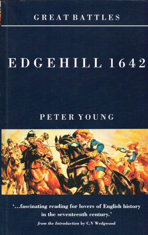 Image for EDGEHILL 1642 : THE CAMPAIGN AND THE BATTLE