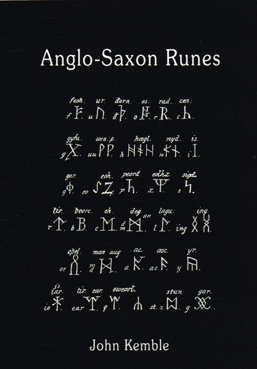 Image for ANGLO-SAXON RUNES