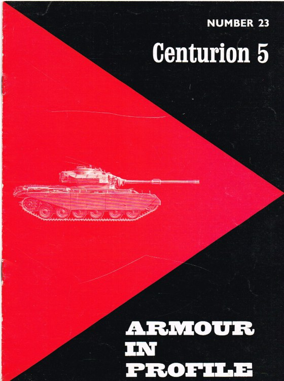 Image for ARMOUR IN PROFILE 23: CENTURION 5