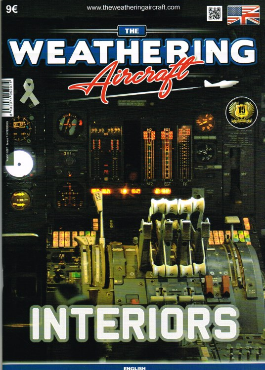 Image for THE WEATHERING AIRCRAFT ISSUE 7: INTERIORS