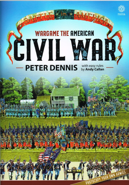 Image for BATTLE IN AMERICA: WARGAME THE AMERICAN CIVIL WAR