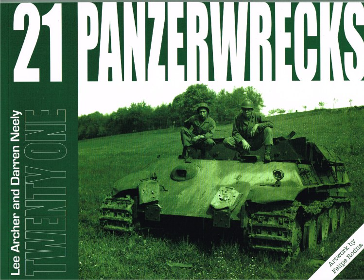 Image for PANZERWRECKS 21