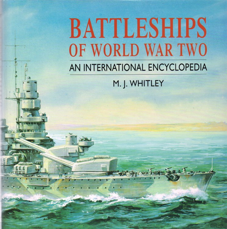 Image for BATTLESHIPS OF WORLD WAR TWO: AN INTERNATIONAL ENCYCLOPEDIA