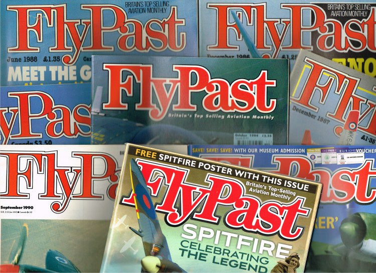 Image for FLYPAST MAGAZINE (BACK ISSUES IN STOCK)